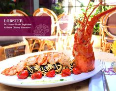 When you visit Vietnam, it's so easy to taste many kinds of seafoods, fishes... Have you ever tasted Lobster?