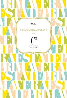Estate 2014 Book Cover Design, Book Design, Design Art, Print Design, Web Design, Label Design, Packaging Design, Japanese Graphic Design, Japan Design