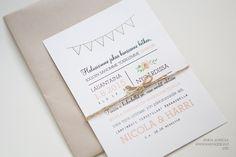 english garden teemaiset hääkutsut rustiikkisiin hääjuhliin Unique Invitations, Wedding Invitations, Dream Wedding, Wedding Day, Wedding Stuff, Wedding Stationery, Save The Date, Wedding Planning, Place Card Holders