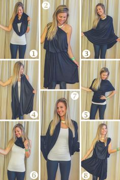 The Ultimate 8-Way Travel Cardigan