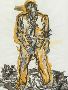Germany divided Baselitz and his generation  From the Duerckheim Collection 6 February – 31 August 2014 British Museum