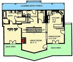 Majestic Views - 35324GH | Architectural Designs - House Plans