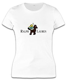 Ralph Lauren Simpson T-Shirt - X-Large Damen Zeus Apparel…