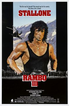 Rambo III (1988) Rambo's Vietnam commanding officer Colonel Trautman is held hostage in Afghanistan, and it's up to Rambo to rescue him. Director: Peter MacDonald Writers: David Morrell (characters), Sylvester Stallone, 1 more credit » Stars:...