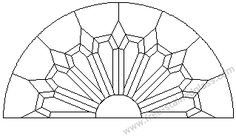 stained glass panel patterns | stained glass craft patterns