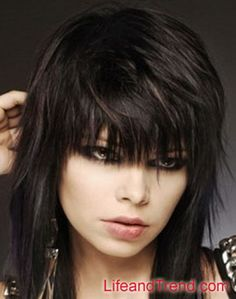 punky haircut - Google Search