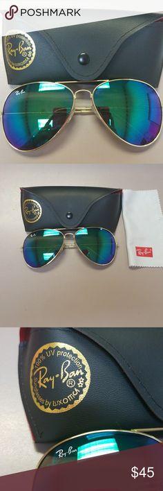 Ray - Ban Aviator sunglasses Ray - Ban Aviator sunglasses - high quality  replicas. Comes 1971e55015