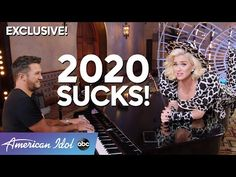 2020 SUCKS! Katy Perry and Luke Bryan Sing Us Into A New Year! - American Idol 2020 - YouTube Talent Show, America's Got Talent, Like Bryan, Lionel Richie, Dancing With The Stars, American Idol, Katy Perry, Music Videos, Singing