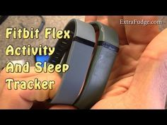 Fitbit Flex Wireless Activity and Sleep Tracker Wristband Review - YouTube