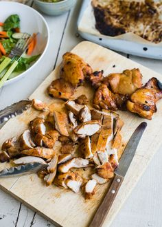 sweet + spicy sriracha chicken