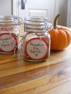 The Complete Guide to Imperfect Homemaking: {SavourTheSeason} Day 1: Pumpkin Pie Spice (to keep and to share!)