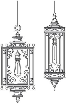 Paper Embroidery Patterns Intrepid Journey - Light the Way Design, Inspiration, Drawings, Line Art, Art Inspiration, Coloring Pages, Color, Embroidery Inspiration, Prints
