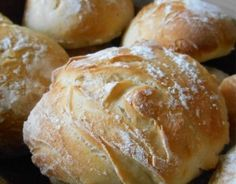Recette - Pains individuels 'tradition' | 750g