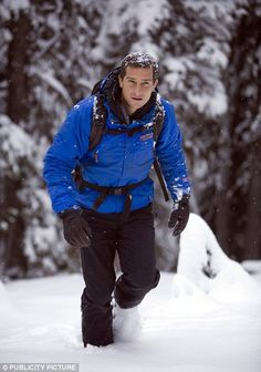 VIP visitors: Prince Harry stopped by the camp during his South Pole expedition in while Bear Grylls has also visited Man Vs Wild, Bear Grylls Survival, Survival Skills, Survival Prepping, Survival Gear, Survival Instinct, Camping Hacks, Outdoor Gear, Bomber Jacket