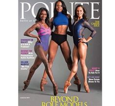 Black Ballerinas!#BOOM