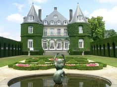 Solvay Castle (French: Château Solvay, also called Château de La Hulpe), is a château located in the municipality of La Hulpe, Walloon Brabant, Belgium.