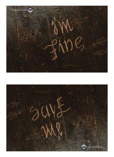 I'm Fine, Save Me.