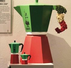 One of the most iconic images of coffee in Italy is the Moka Express coffeemaker produced by engineer Bialetti in 1933 Coffee Set, I Love Coffee, Coffee Break, Espresso Coffee, Coffee Time, Moka, Coffee Gallery, Italy Coffee, Coffee Coupons