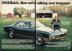 1968 Buick Riviera Advertisement Readers Digest November 1967