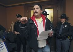 The Dems look lost. Could a mustachioed ironworker from Wisconsin save them?