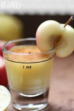 Immune Boosting Juice Shots {Beard and Bonnet} #glutenfree #vegan