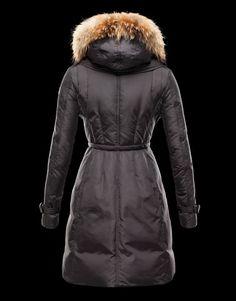 MONCLER Women - Fall/Winter 12 OUTERWEAR - Coat - PHALANGERE