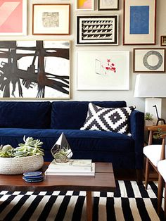 [Frames/Art hanging] Decor Confidential: Noa Santos Shows Us How to Give Your Home a Spring Polishing
