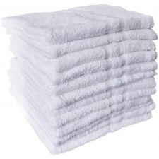 60 new white cotton hotel washcloth towels 1212 royal regal brand deluxe soft - Towels - Ideas of Towels Decorative Hand Towels, White Hand Towels, Hand Towel Sets, Soft Towels, Bath Towels, Towels Smell, Washing Clothes, White Cotton, Garden