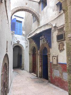 Ruas de Essaouira © Viaje Comigo