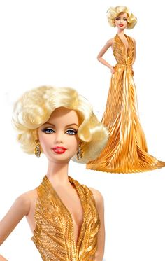 Barbie Marylin Monroe