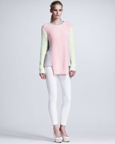 http://ncrni.com/stella-mccartney-pastel-colorblock-knit-pullover-pastel-colorblock-knit-pullover-p-4672.html
