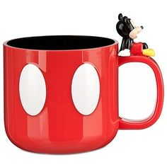 Disney Mickey Mouse Figural Mug / Cup.  $14.99