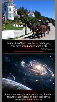 Mackinac Island, Weird World, Michigan, Desktop Screenshot, Universe, City, Weird, World, Cosmos