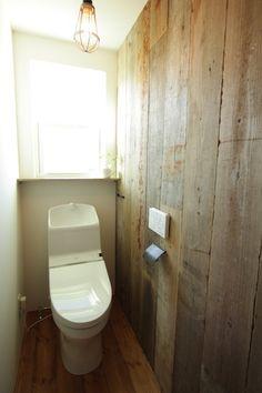 家族の笑顔がいっぱいのナチュラル×ブルックリンのおうち Cafe Design, Industrial Design, Interior And Exterior, Home Furniture, Bathroom, House, Home Decor, Narrow Bathroom, Bathroom Sinks