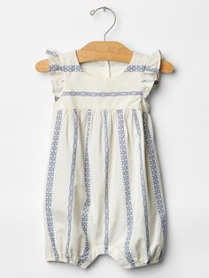 Gap | Stripe flutter one-piece