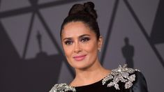 """Salma Hayak's New York Times op-ed reveals Harvey Weinstein's repeated harassment before and during """"Frida,"""" including a forced nude scene."""