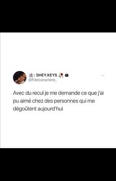 🤤😵 Pretty Words, Cool Words, Citations Film, Image Citation, Together Quotes, French Quotes, Bff Quotes, Bad Mood, Twitter Quotes