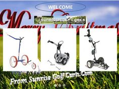 Sunrisegolfcarts PPT by sunrisegolfcarts via authorSTREAM
