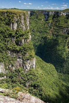 Canions Itaimbezinho Cambará do Sul