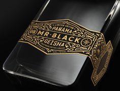 Mr. Black Panama Geisha