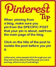 Yes, please do this! I have spent lots of wasted time searching through blogs to find the correct information.