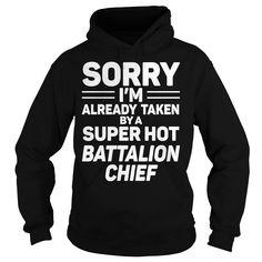 BATTALION CHIEF T-Shirts, Hoodies. GET IT ==► https://www.sunfrog.com/LifeStyle/BATTALION-CHIEF-115630630-Black-Hoodie.html?id=41382