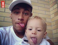 neymar girlfriend and son - Google Search