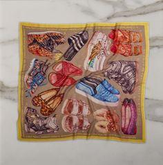 f/w favorite shoes (mini) 36 x 36 in