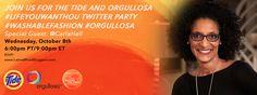 Latina Mom Bloggers » Tide and Orgullosa #LifeYouWantHou Twitter Party #WashableFashion