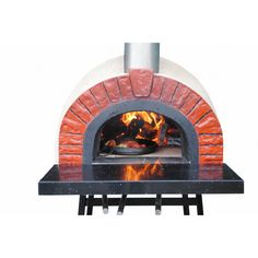 You'll love the Rustic Wood Fired Oven - Faux Brick Front at Wayfair - Great Deals on all Outdoor  products with Free Shipping on most stuff, even the big stuff.