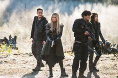 The 100: Clarke desvenda mistério em Arkadia - http://popseries.com.br/2016/04/21/the-100-terceira-temporada-demons/