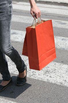 Nuevos modelos bolsas de papel rubi