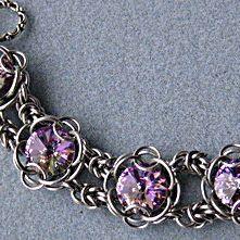 Rivoli Bracelet   JewelryLessons.com