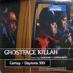 Ghostface Killah - Camay / Daytona 500